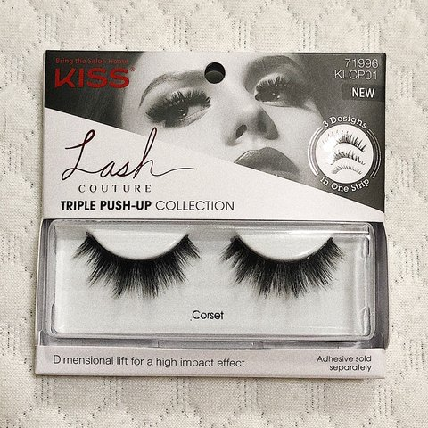 a917c45b221 @4lex4ndre4. 22 hours ago. Houston, United States. Kiss lash couture triple  push-up ...