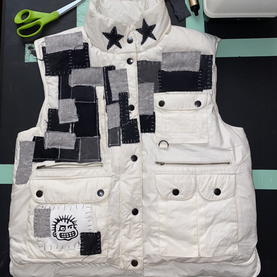 Product Image 1 - 1/1 All-Star Asshole crust vest