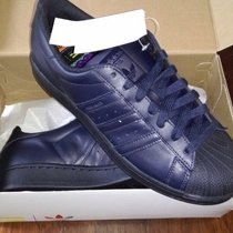 adidas superstar blu scuro