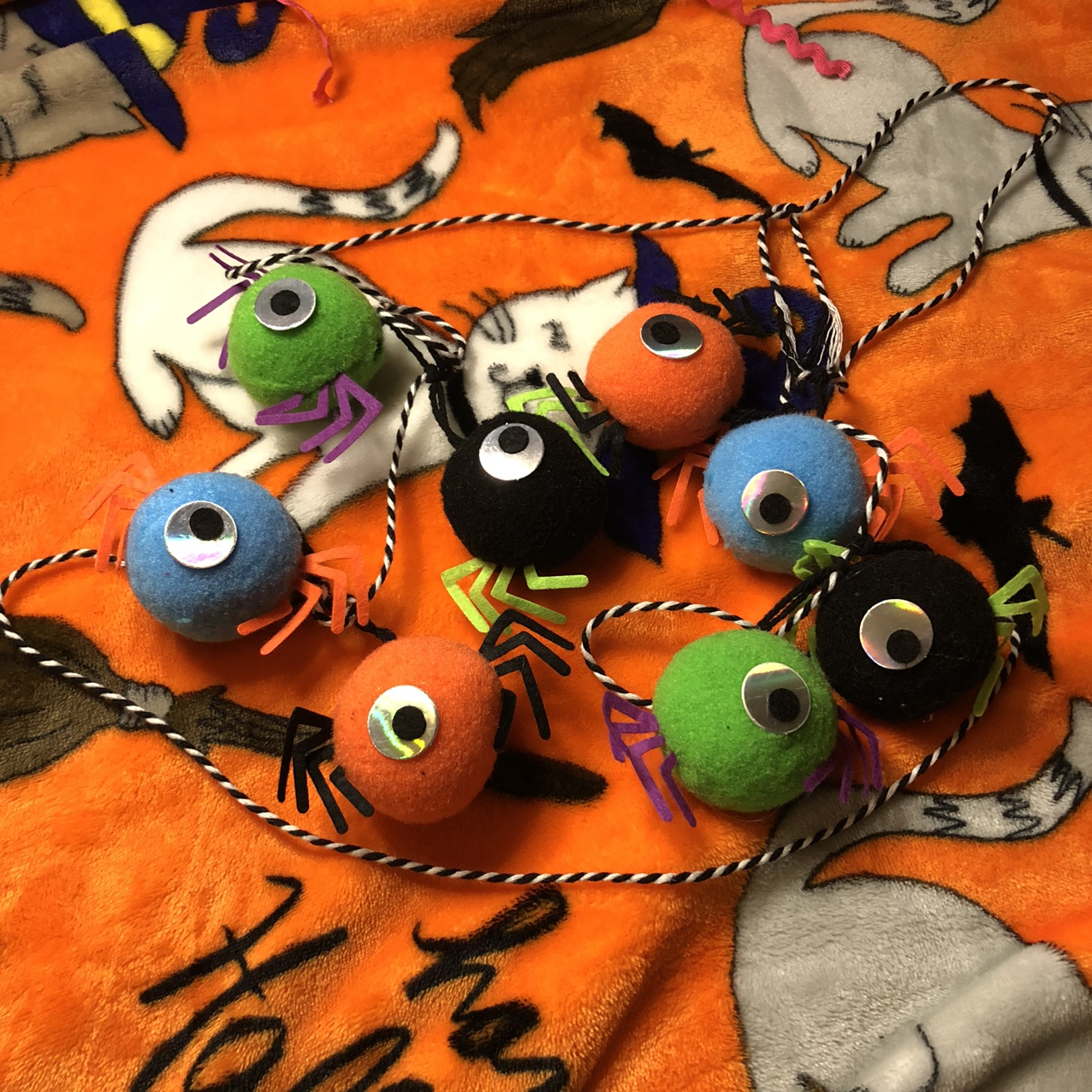 Product Image 1 - Halloween Spider Garland 🐳 Very good