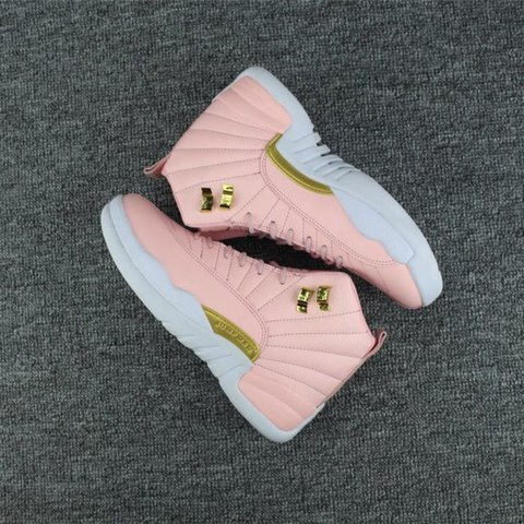ad642338e8a @hopelocke98. 3 days ago. Tempe, United States. 🍭 Retro Air Jordan 12 Pink