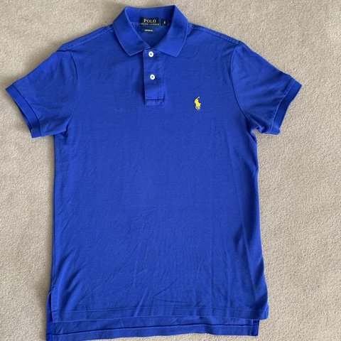 aa4cde5c @hennessya1990. 3 days ago. Wirral, United Kingdom. Polo Ralph Lauren Polo  Shirt Used but in great condition