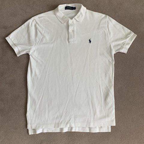 cf085663 @hennessya1990. 4 days ago. Wirral, United Kingdom. Polo Ralph Lauren Polo  Shirt Used but in great condition