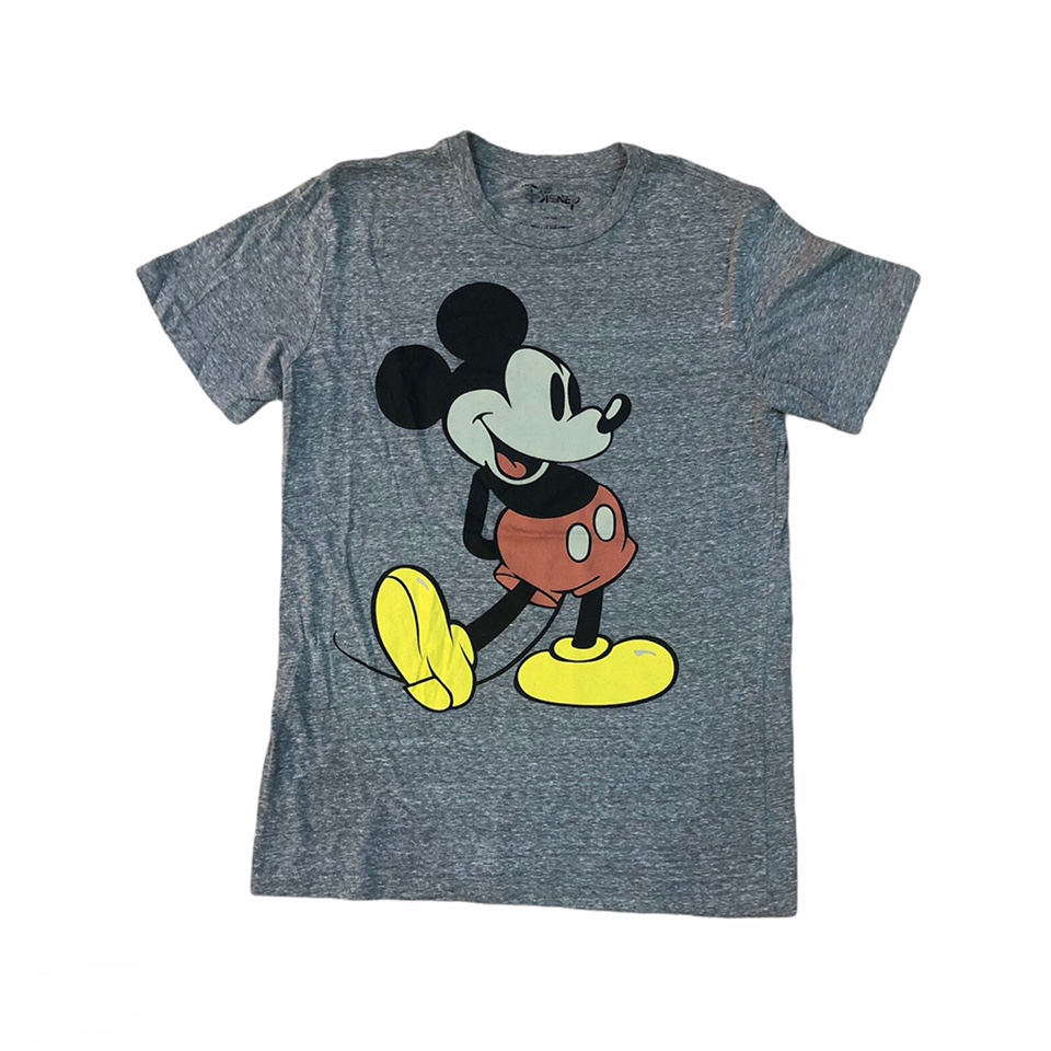 Product Image 1 - Mickey Mouse Disney Tee Grey  Brand: