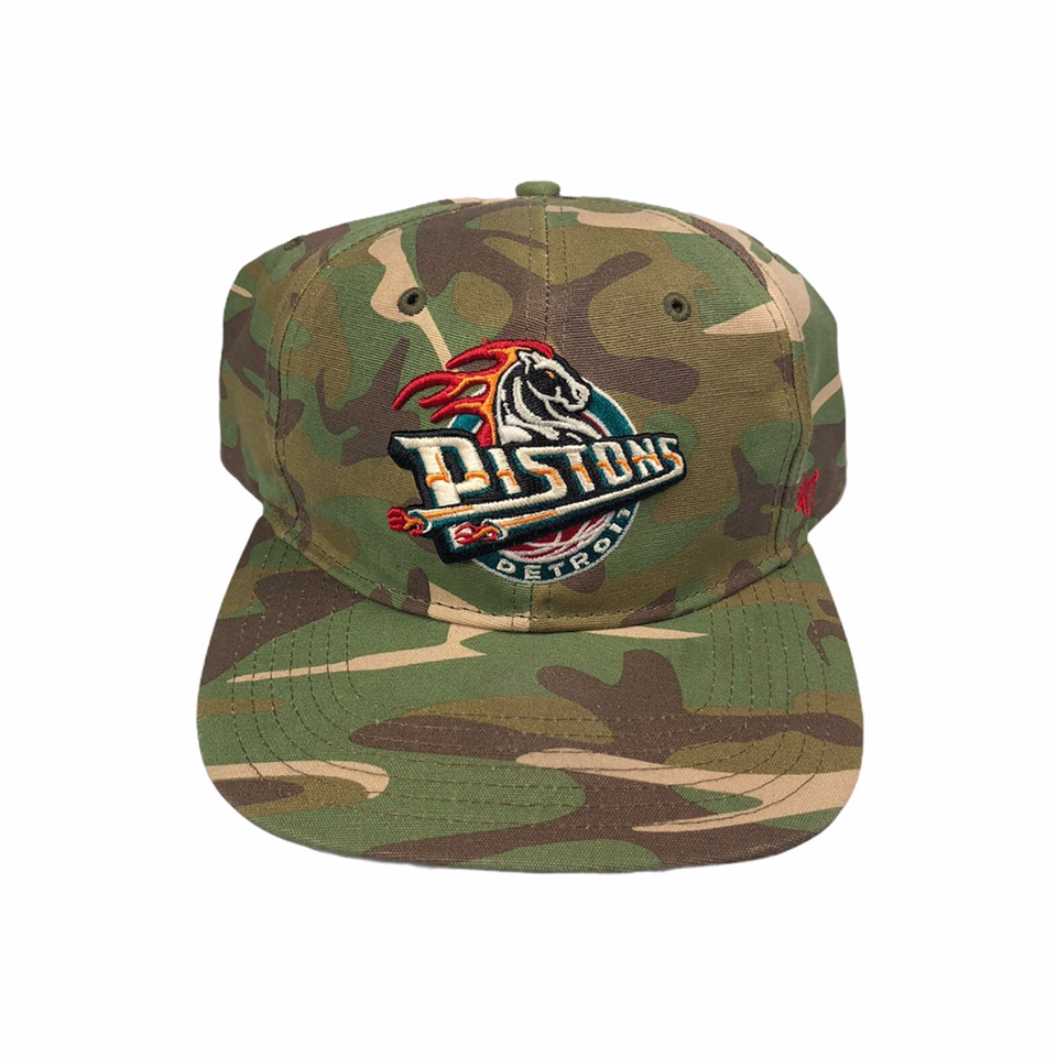 Product Image 1 - Detroit Pistons Camouflage 47 Brand