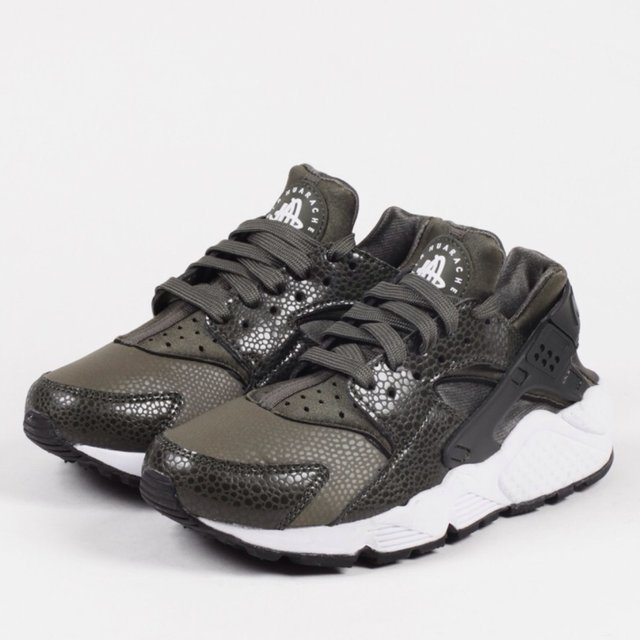 Nike Huarache Verdi E Gialle