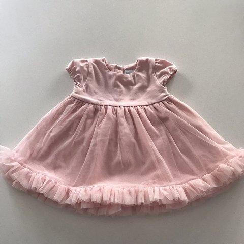 a134a0988 @loumcm1225. last month. Glasgow, United Kingdom. THE LITTLE WHITE COMPANY. Baby  Girl's pink tutu dress.