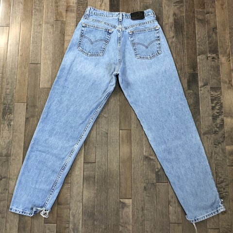 ff95432a @vintagejeanqueen. 5 days ago. Loveland, United States. Vintage Levi's  Silvertab jeans! This pair features a high ...