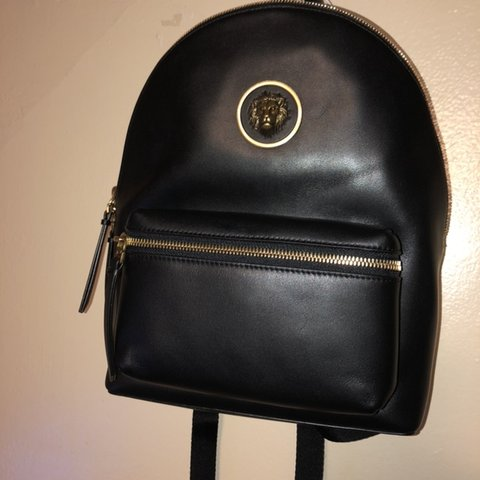 a5fe4771b9 Brand new and authentic Versace leather backpack.Still has - Depop