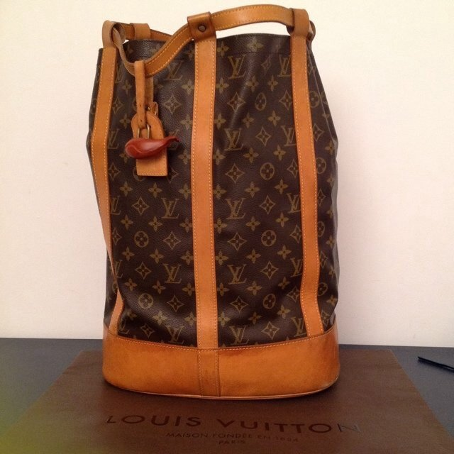 Louis Vuitton Sacca