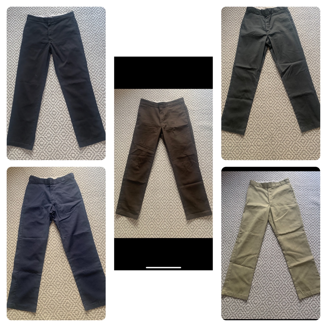 Product Image 1 - Message before buying!!! **DICKIES*** Bundle of 5