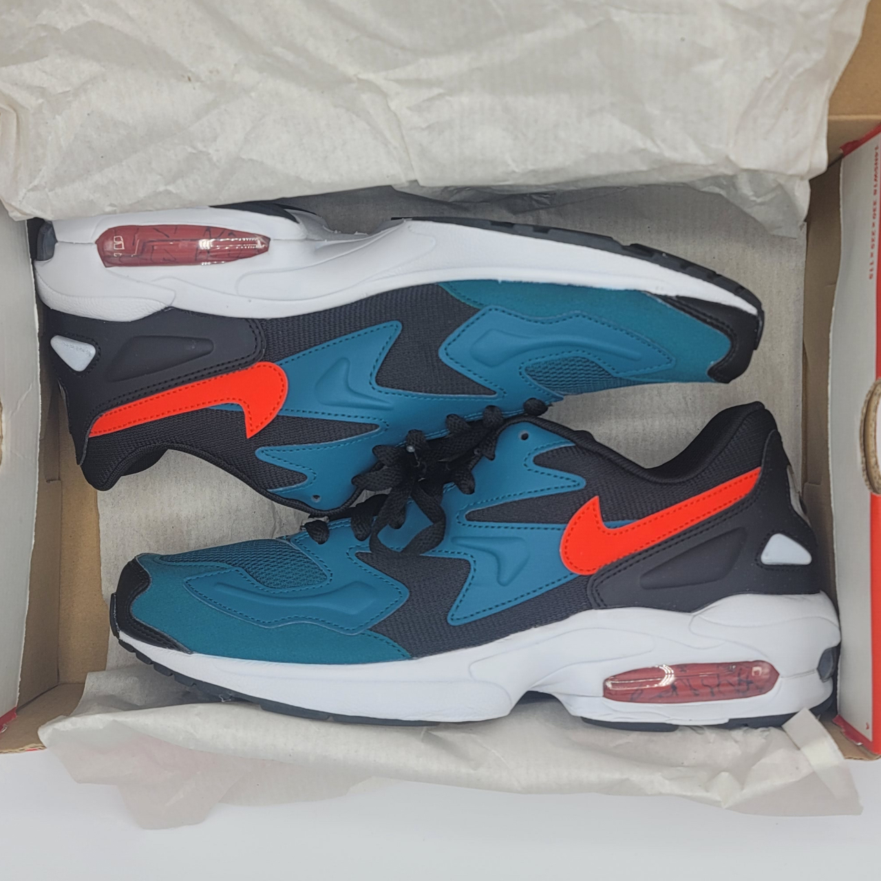 Product Image 1 - Nike Air Max2 Light The design