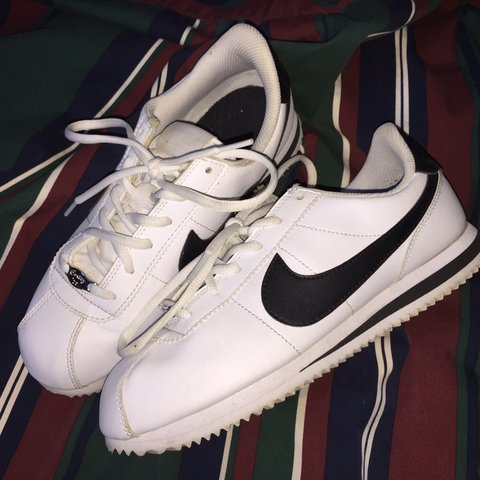 newest fb0a7 1bc7f nike classic cortez sneaker (youth- 0