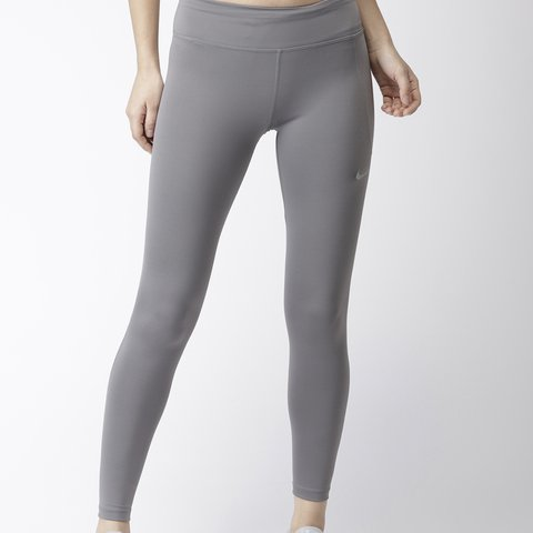 1f944a984a3234 💓 Grey High-Waisted Nike Dri-Fit Leggings 💓 -bought in and - Depop