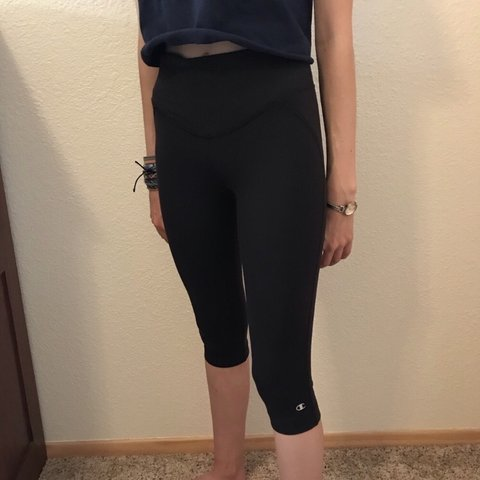 dd00790dfda19b Champion capris that are in great condition. Only worn a few - Depop