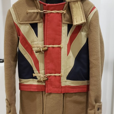 dc8b9e11e Pretty Green and Gloverall have collaborated on a British in - Depop