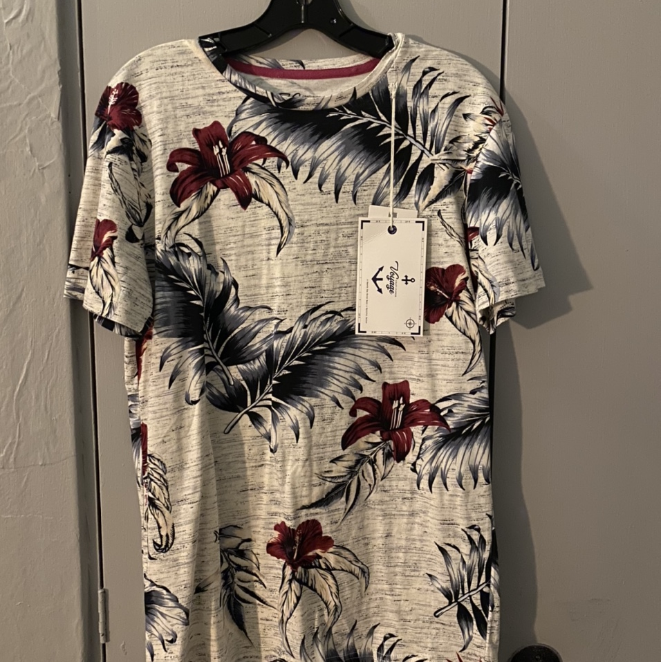 Product Image 1 - Voyage Floral Pattern Off White