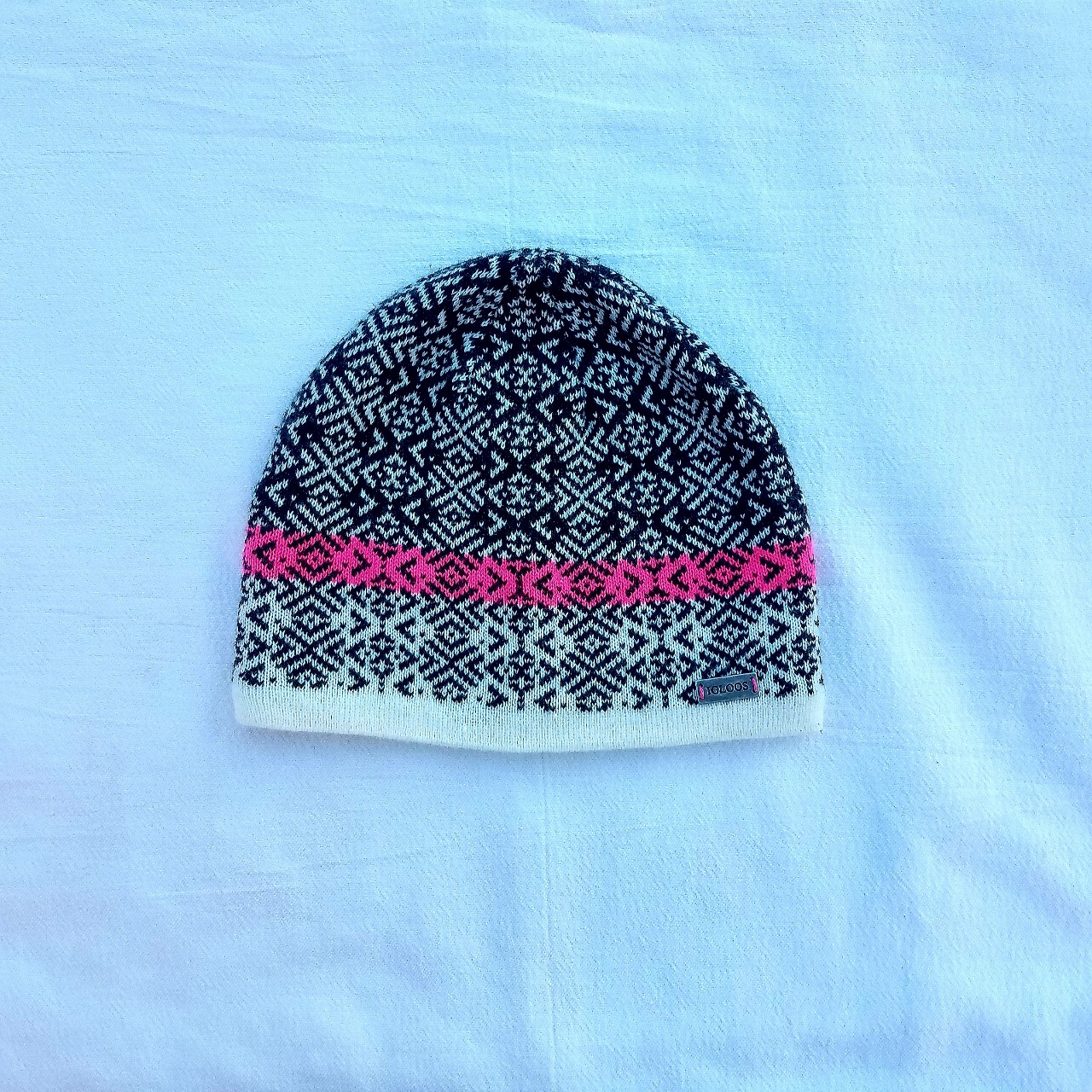 Product Image 1 - IGLOOS FLEECE LINED BEANIE [43]  White