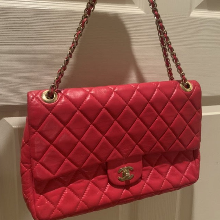 Product Image 1 - red chanel bag  EVERYTHING NEEDS TO