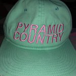 8dcc1d7c ... Thrasher SnapBack hat Worn a. $15. Pyramid country hat (condition: new)