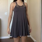 7802d364bf8 Patrons of Peace Cold Shoulder Dress Bohemian chic cold to - Depop
