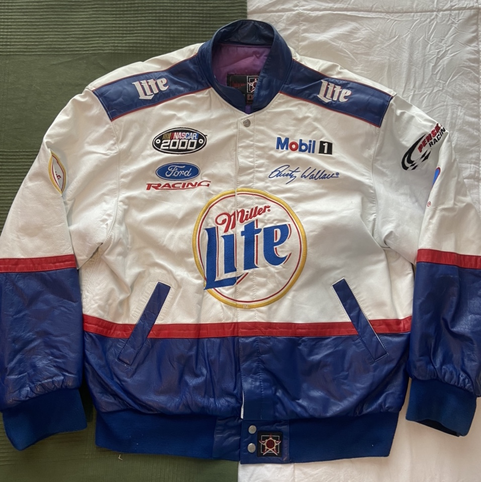 Product Image 1 - VINTAGE JH DESIGNS RUSTY WALLACE
