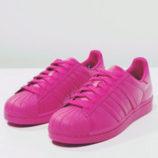 adidas superstar fluorescenti