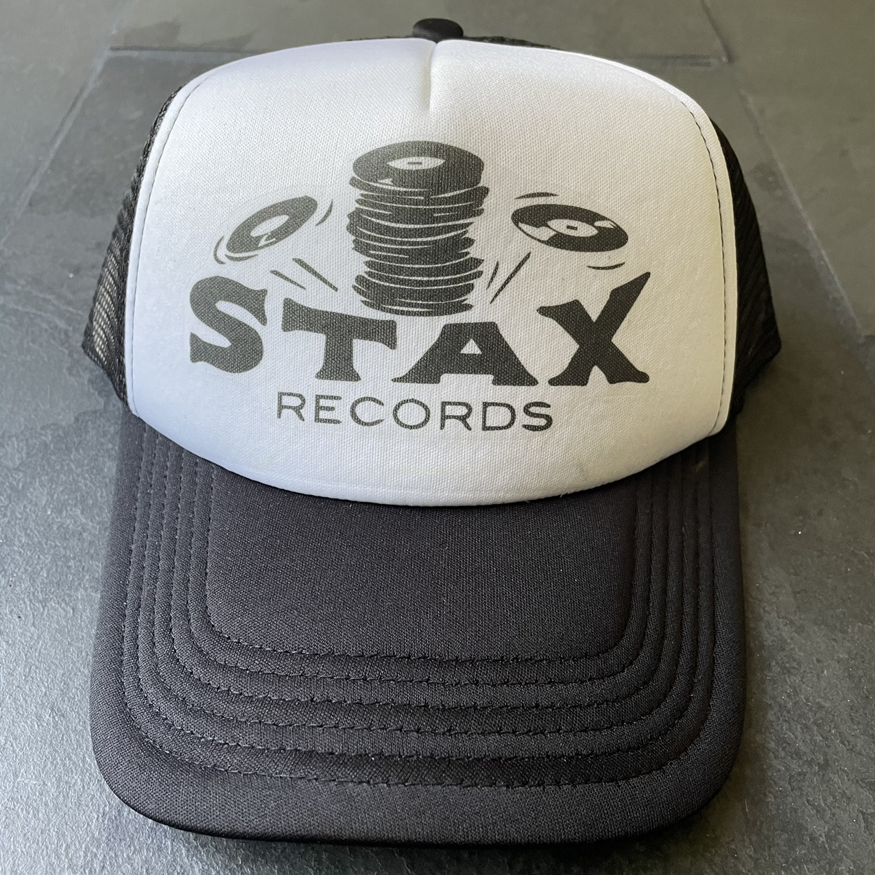 Product Image 1 - Stax records trucker hat Brand new