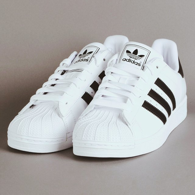 adidas superstars bianche