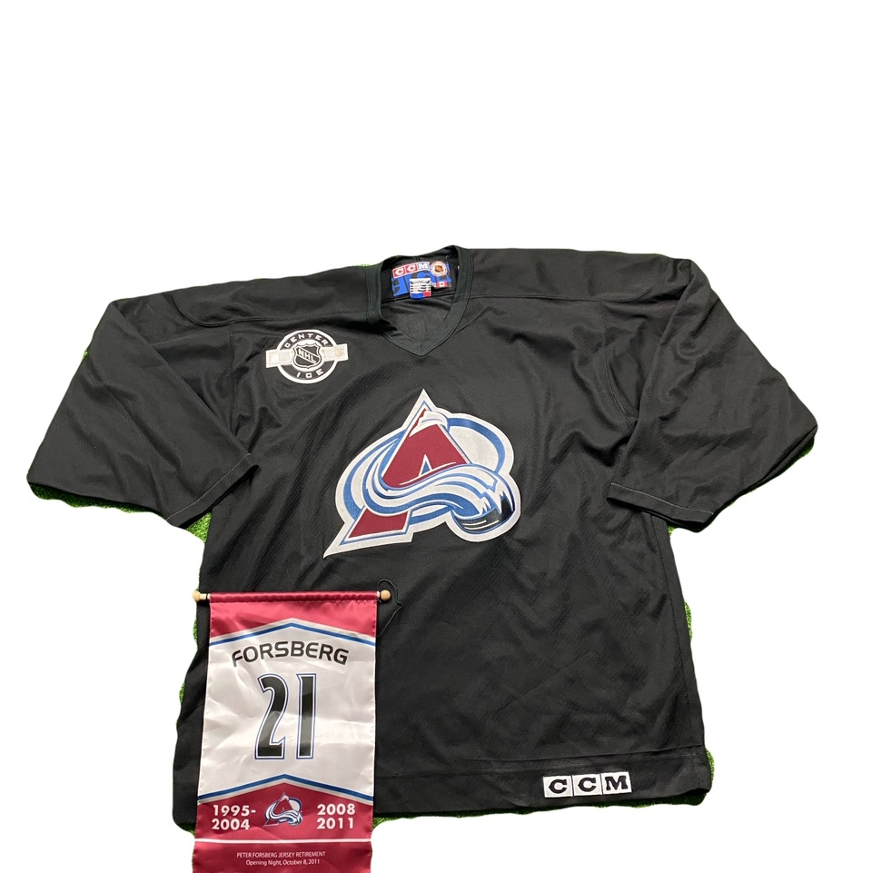 Product Image 1 - T-Shirt: Forsberg Brand: -CCM Size: -XL (Pit to