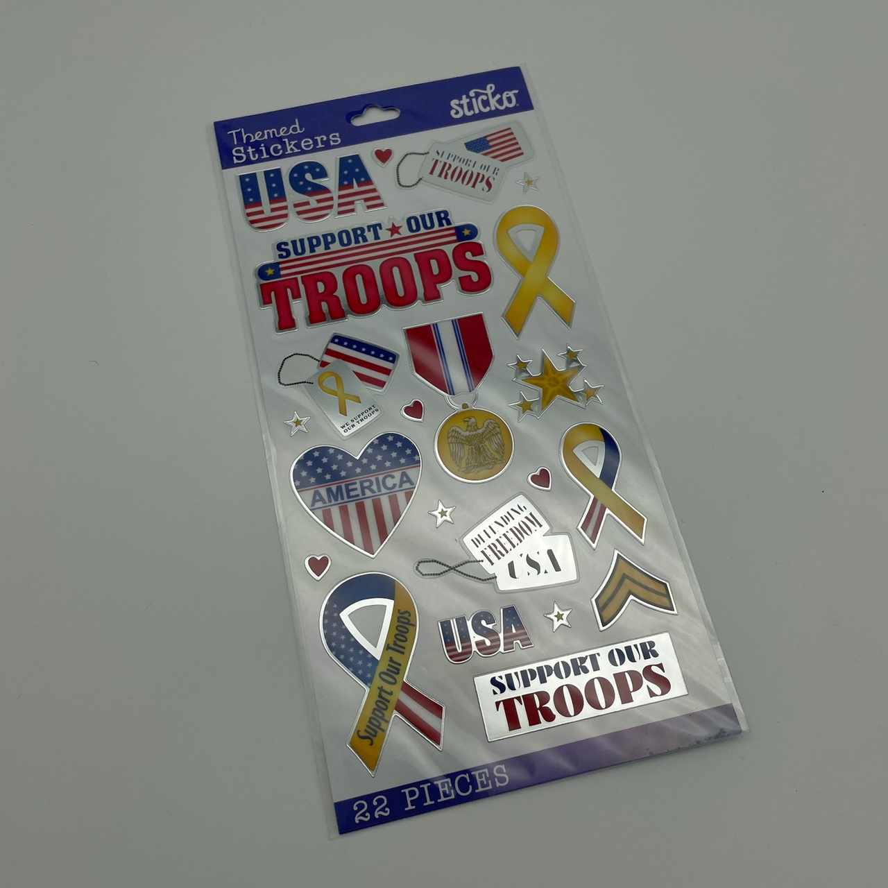 Product Image 1 - •NWT Sticko USA Scrap Book