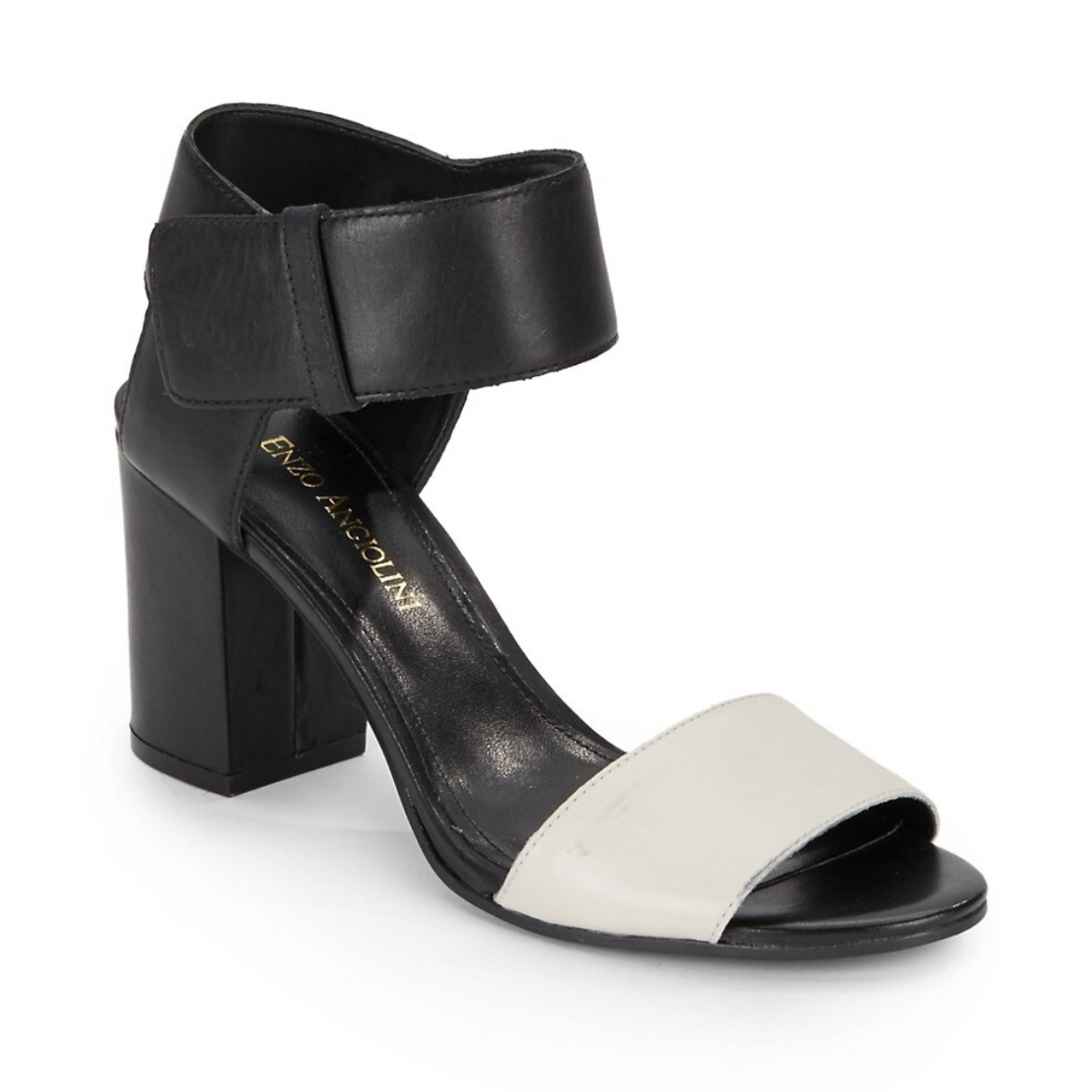Product Image 1 - •Women's Enzo Angiolini Leather Colorblock