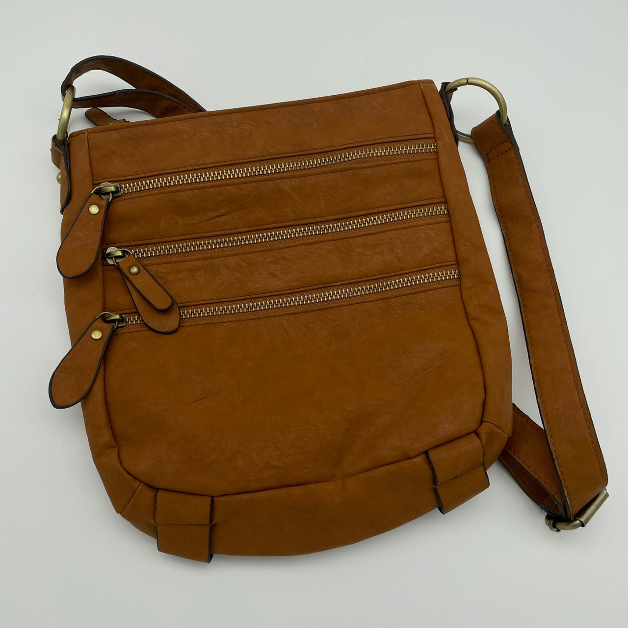 Product Image 1 - •Women's Vintage Bueno Brown Faux