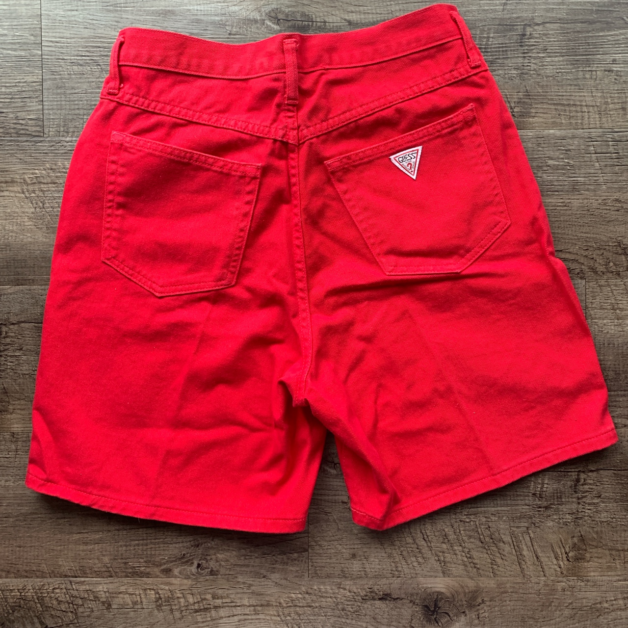 Product Image 1 - #vintage #guess #shorts Boyfriend style  🏷