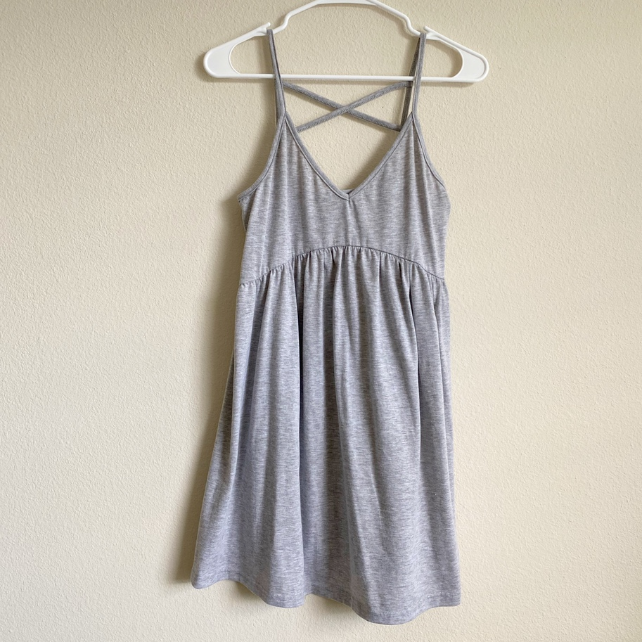 Product Image 1 - Shein grey dress in a
