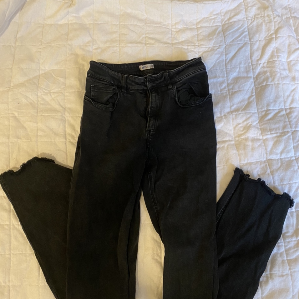Product Image 1 - RARE black brandy flare jeans!