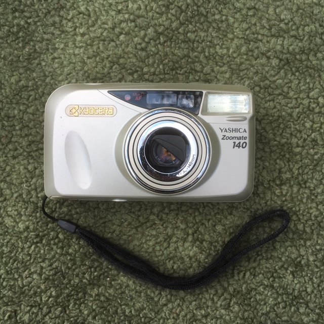 Product Image 1 - Yashica Zoomate 140 35mm point-and-shoot