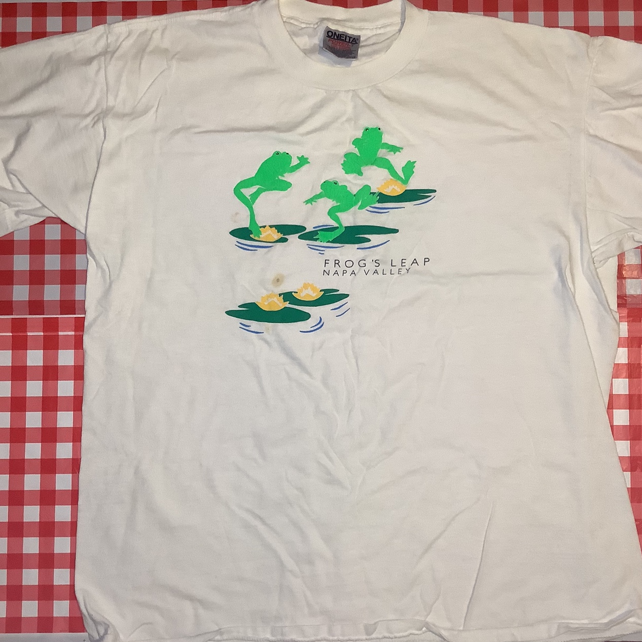 Product Image 1 - vintage frog t-shirt🐸 graphic t-shirt with
