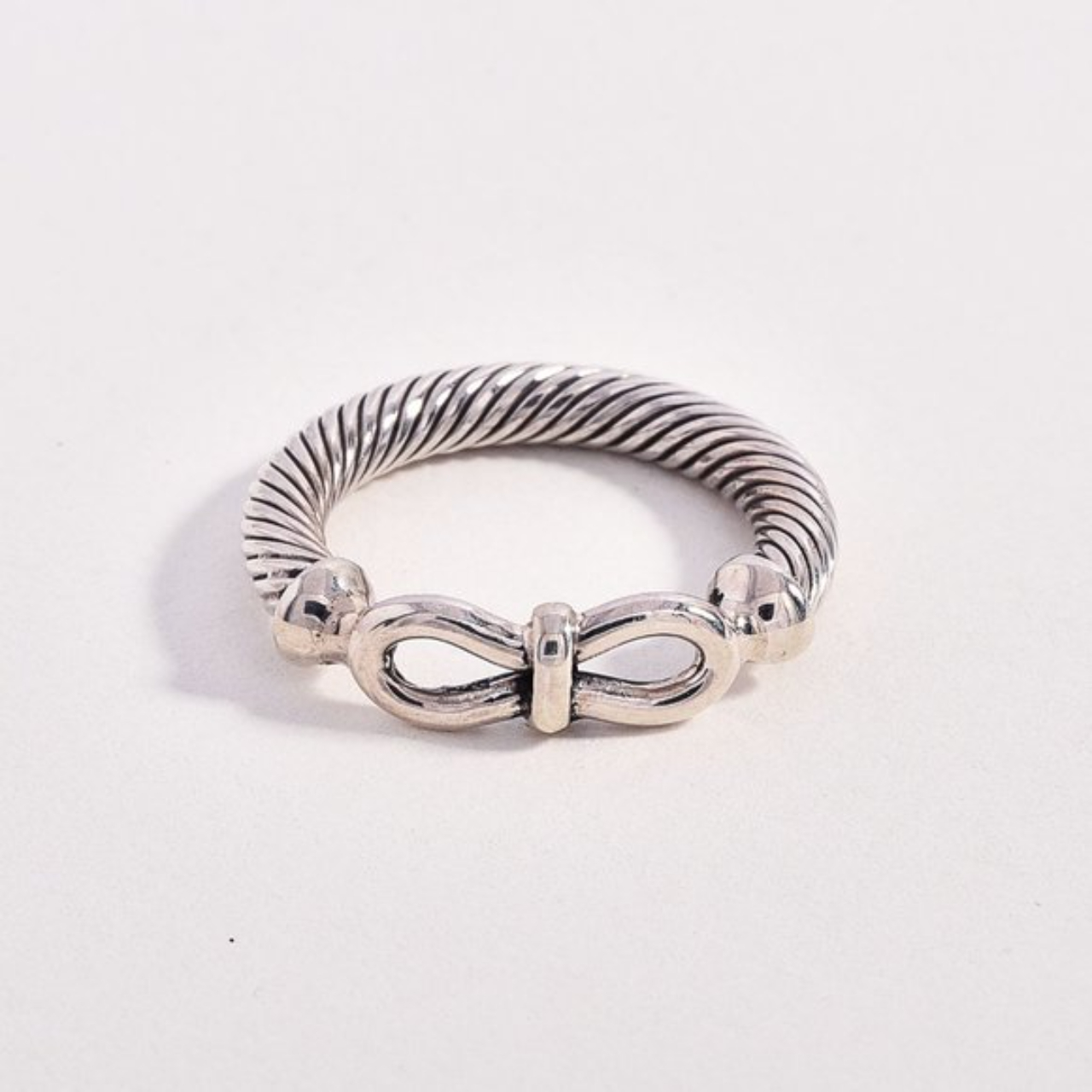 Product Image 1 - Sterling Silver Ring  Sterling Silver  Size 7  TM0014  Sterling