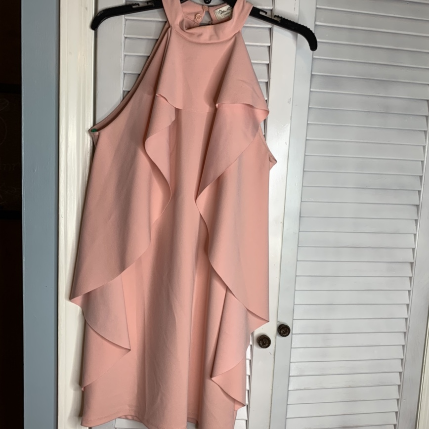 Product Image 1 - Pale Pink Dress 💗 Size 6