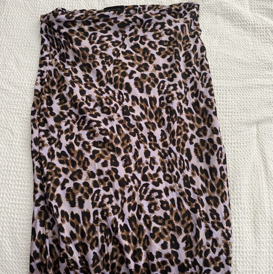 Product Image 1 - Urban Outfitters leopard print silk