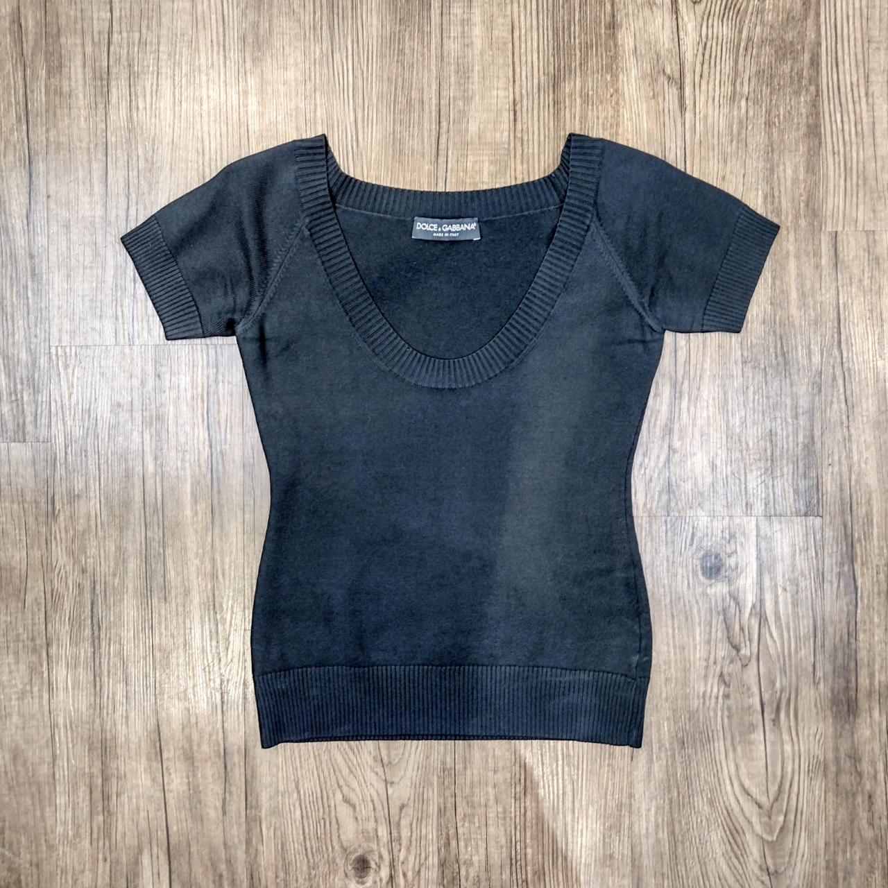 Product Image 1 - Dolce & Gabbana Top  ~Scoop neck,