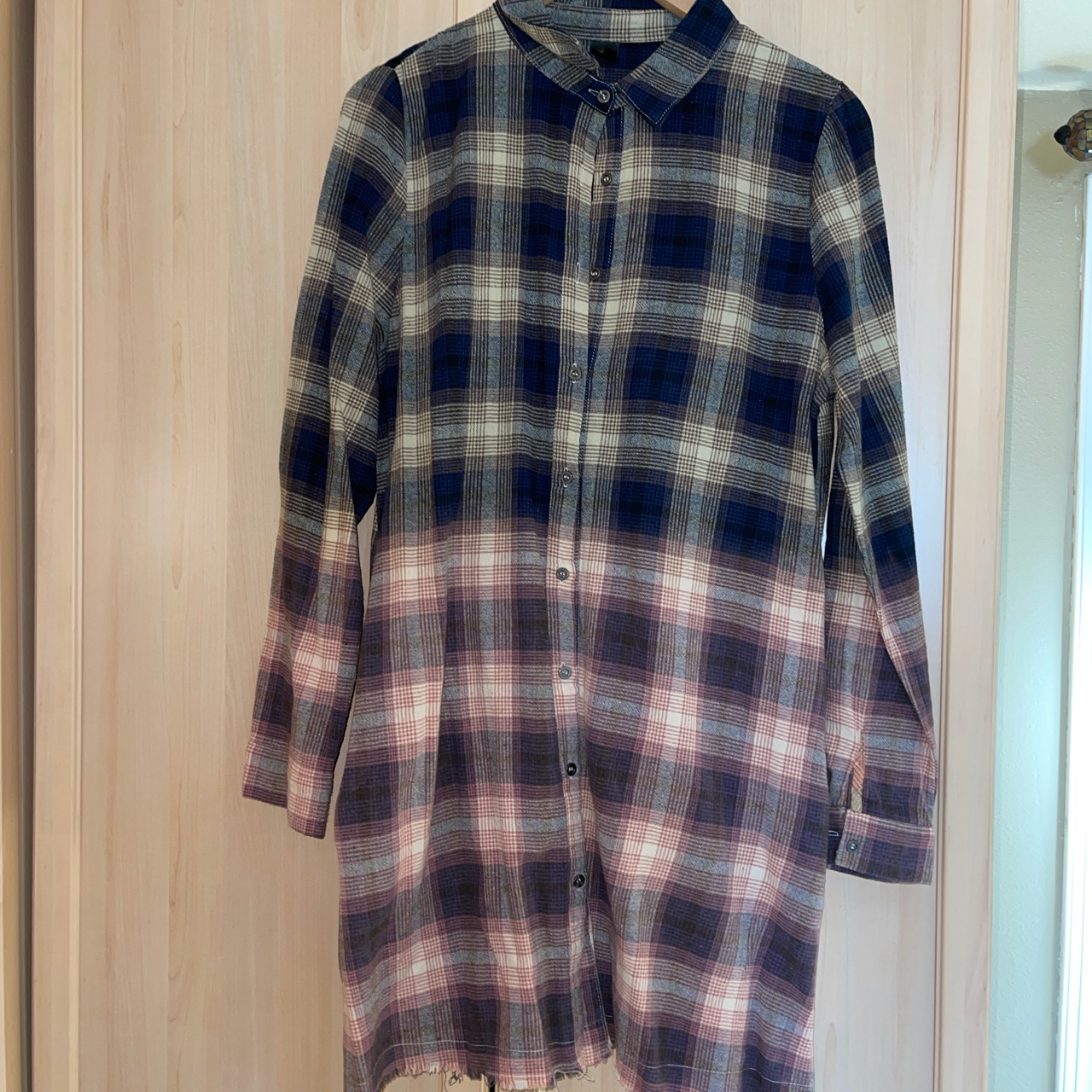 Product Image 1 - Two tone bleach work flannel