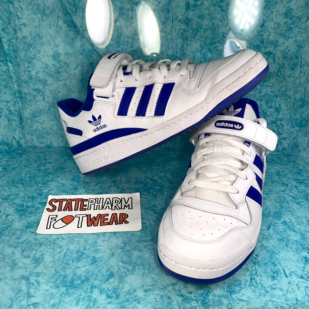 Product Image 1 - Gently preowned Adidas Forum Low
