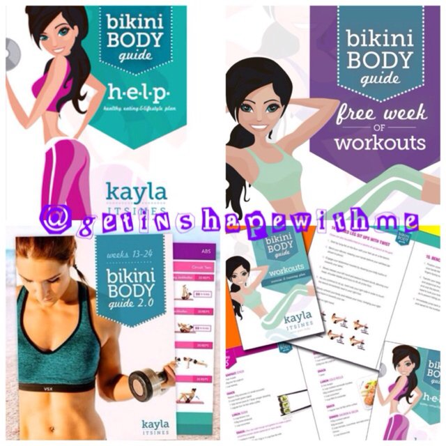 kayla itsines pdf free download