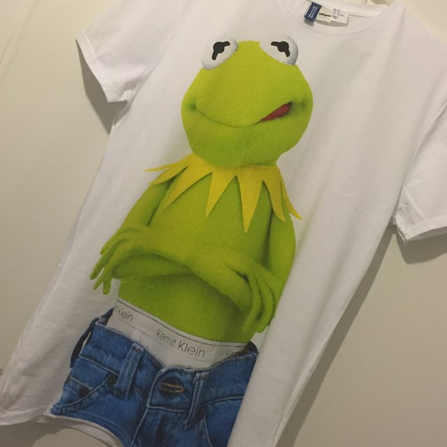 H&m The Muppets Kermit