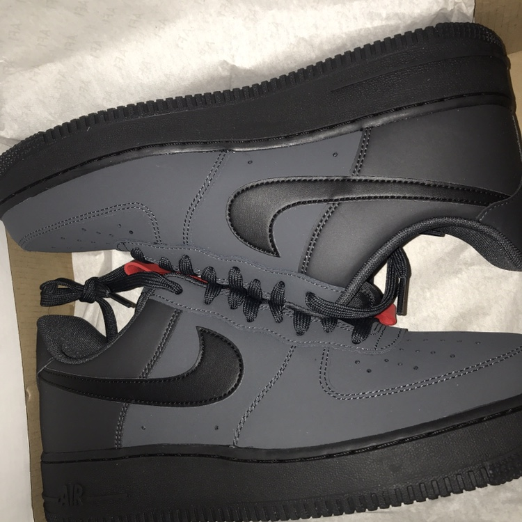Nike Air Force 1 '07 Anthracite BRAND NEW! SOLD OUT... - Depop