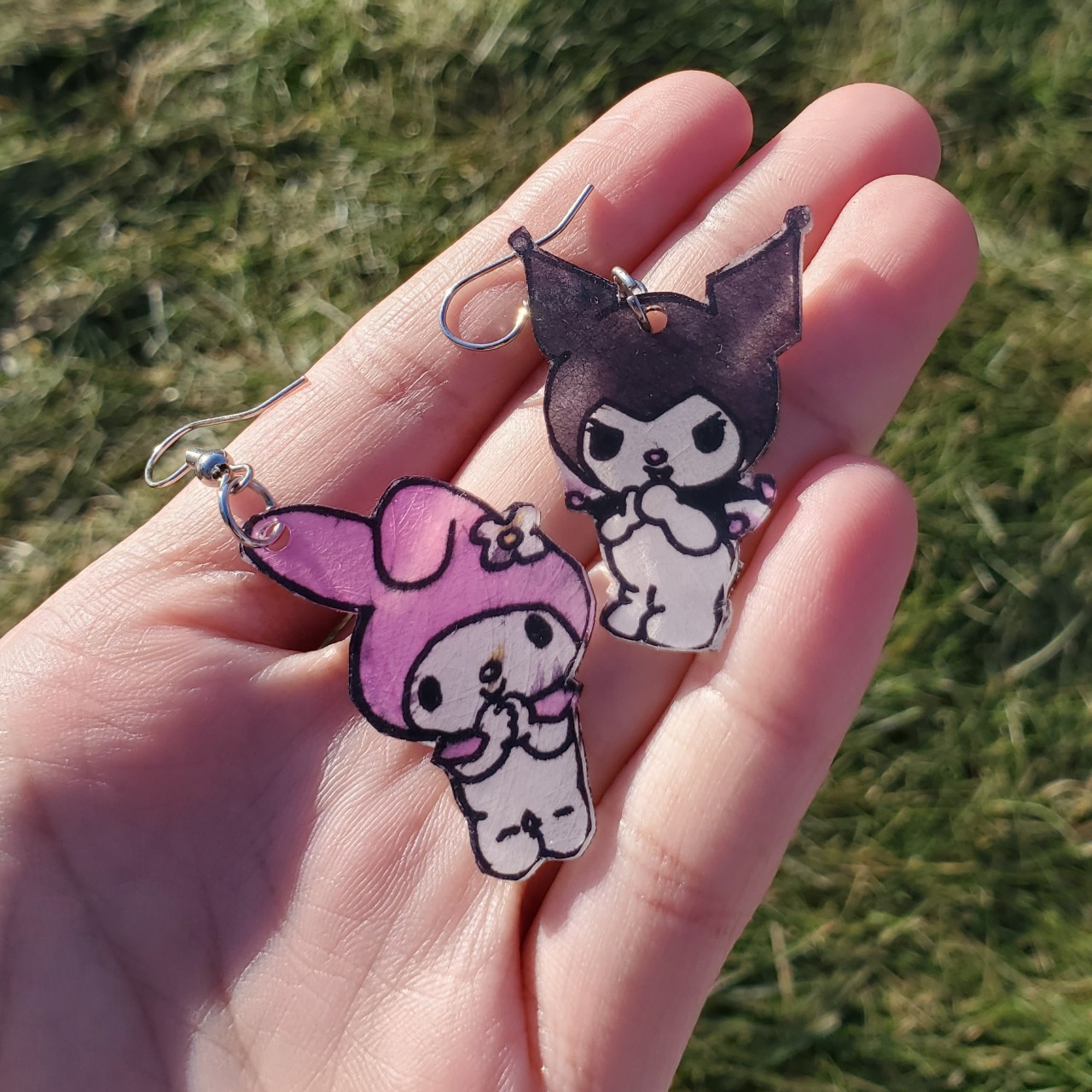 Product Image 1 - My Melody and Kuromi shrinky