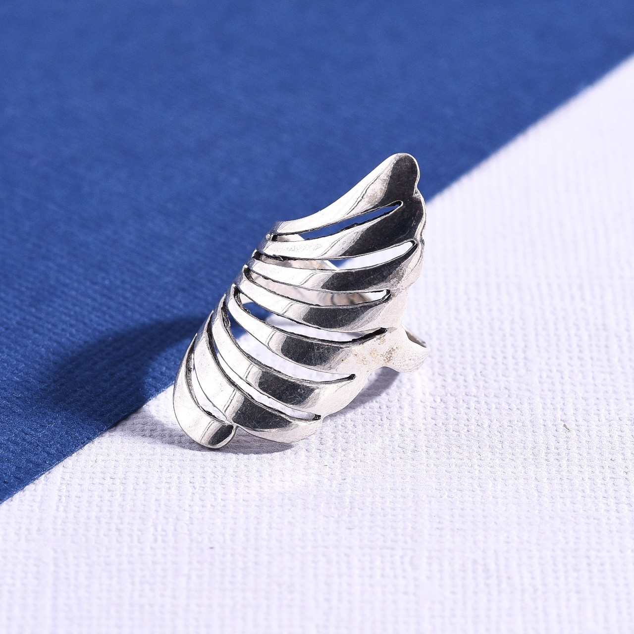 Product Image 1 - Sterling Silver Ring  Size 7  Will ship