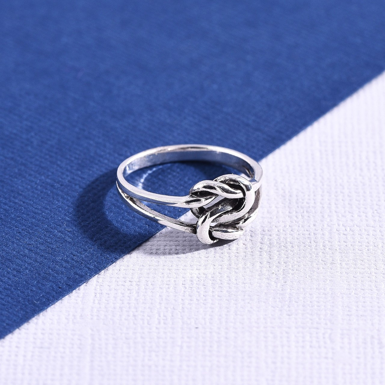 Product Image 1 - Sterling Silver Celtic Ring  Size 8  Will